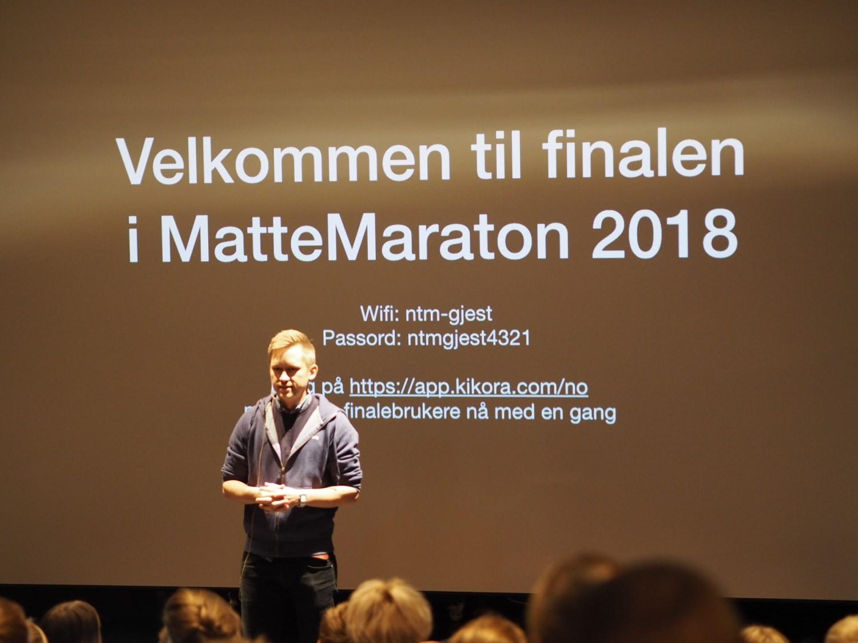 matte maraton